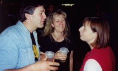 Erni, Meike und Sabine